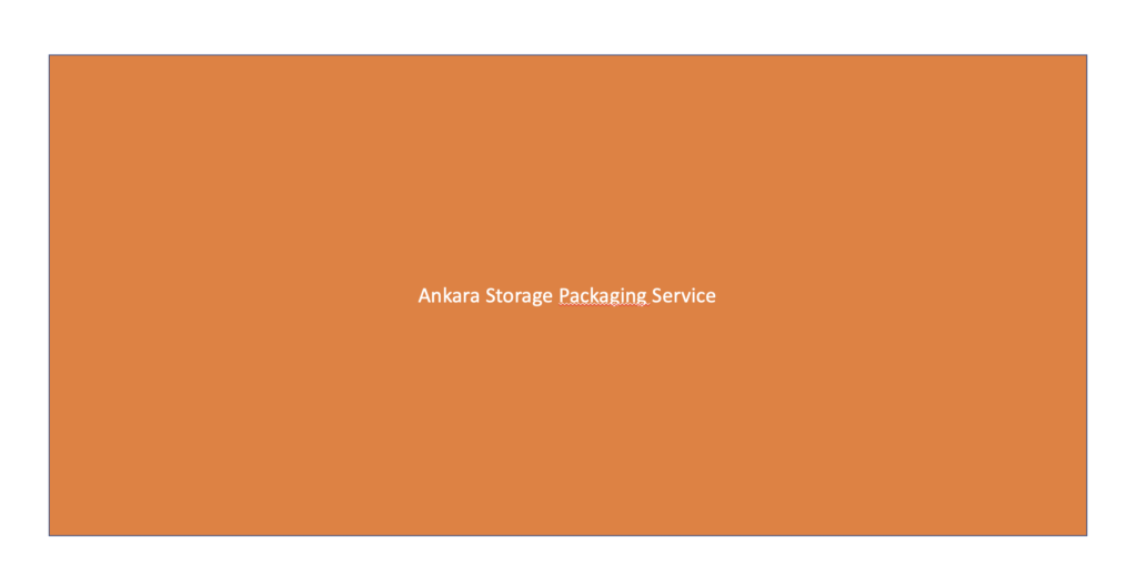 Ankara Storage Packaging Service